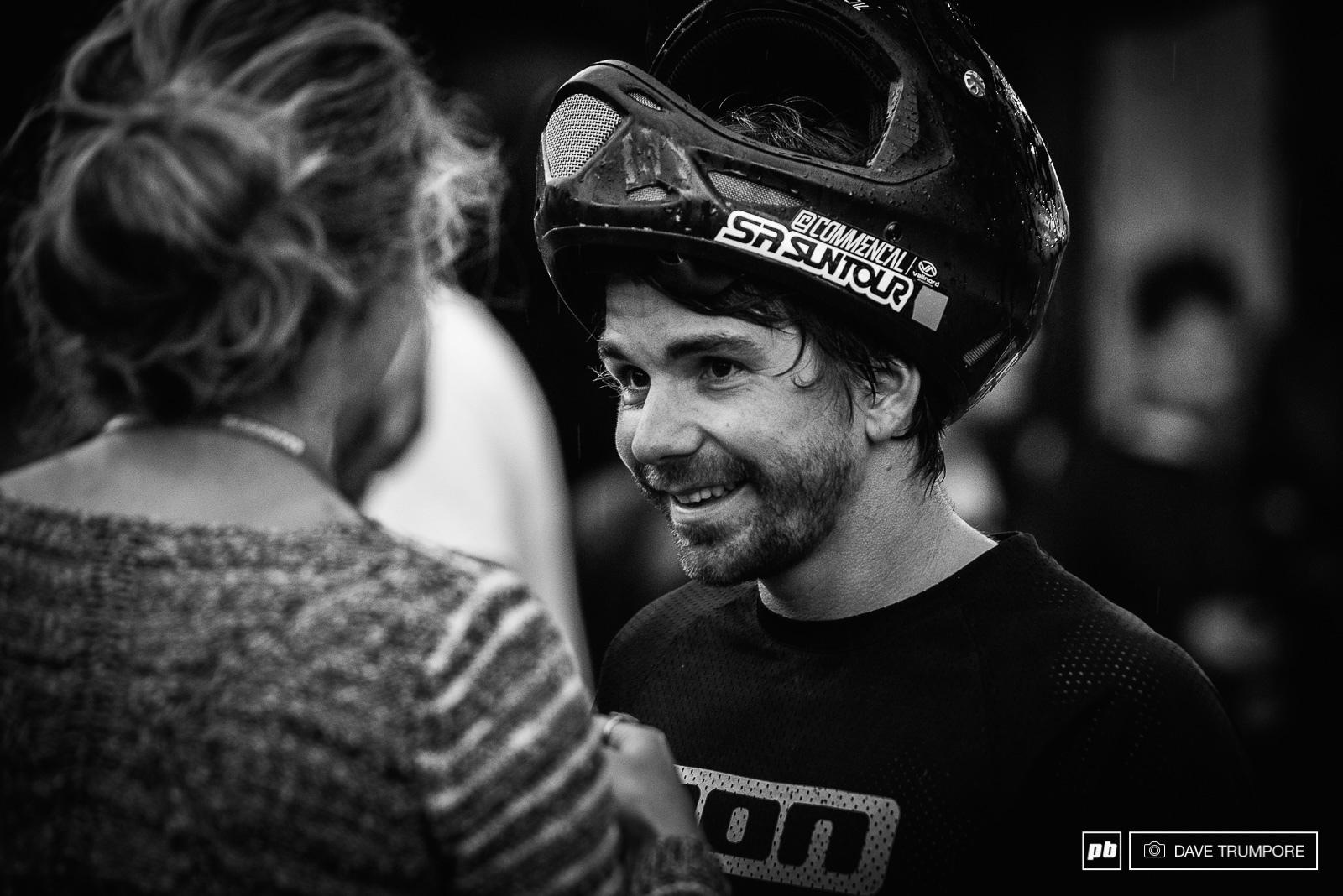 Men s winner Anthony Rocci.
