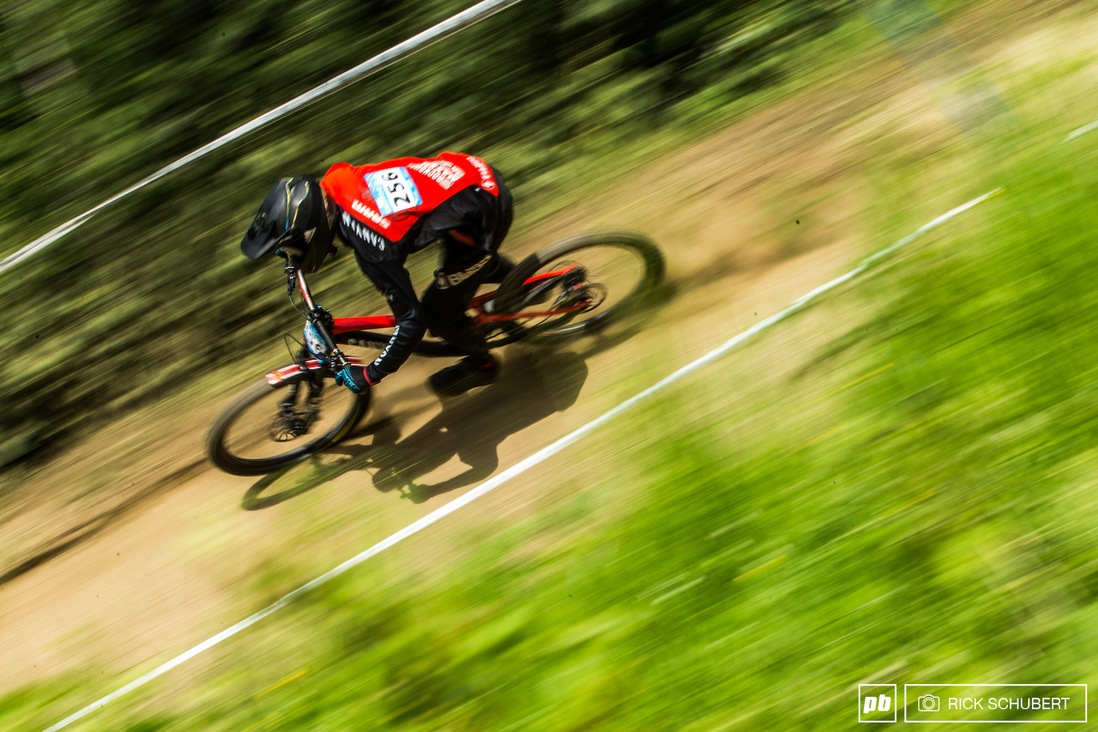 Simon Maurer seems to be on a high after his first podium finish in Willingen and went fastest in the u19 male