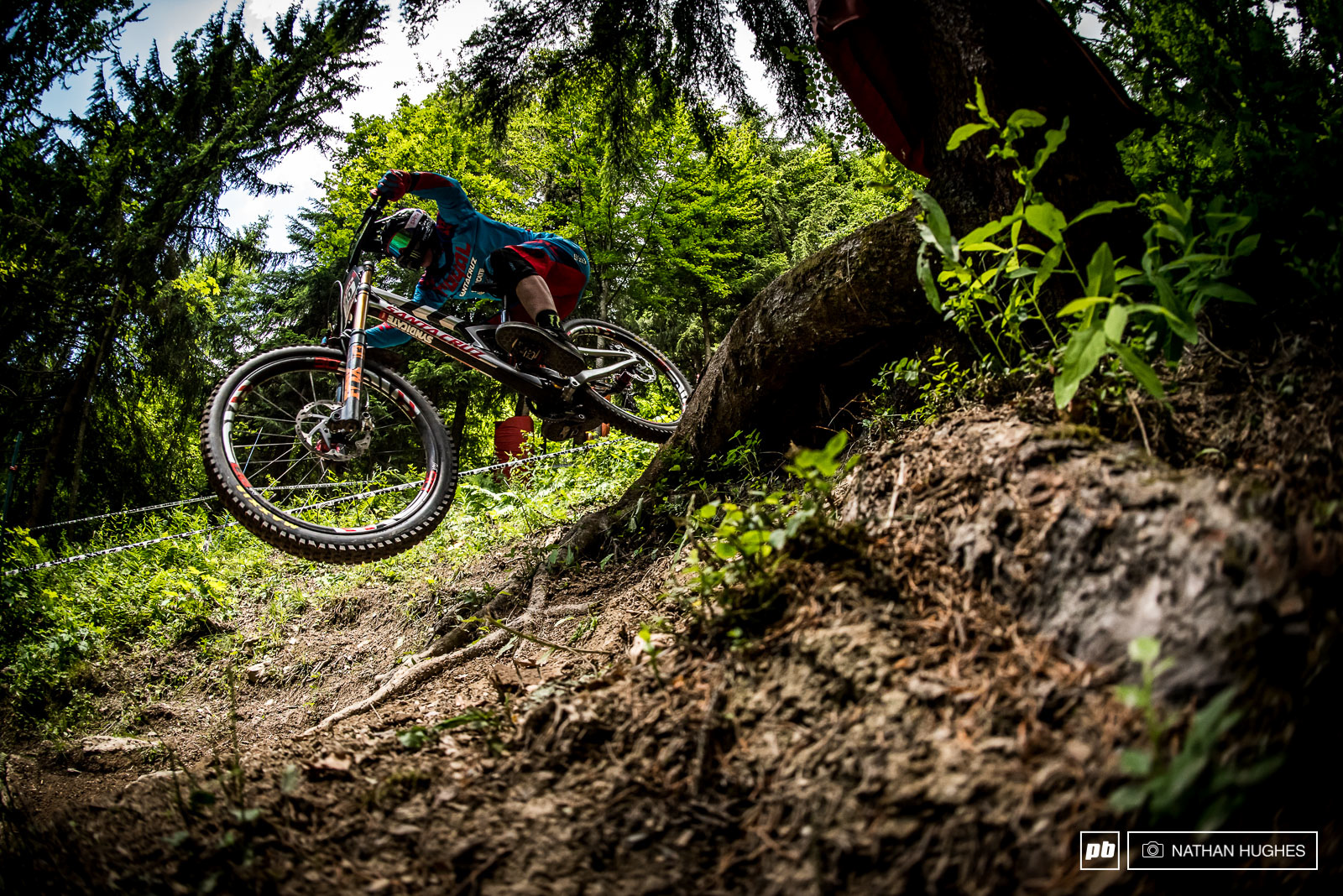 Steve Peat on the hunt for some overdue redemption dating back to 2004.