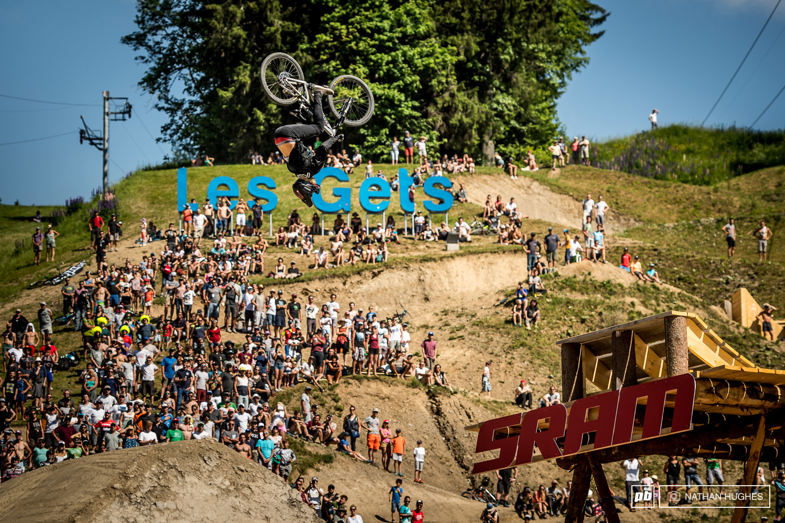 Logan Peat was hoping for bigger and better and will be looking for some retribution in Austria.