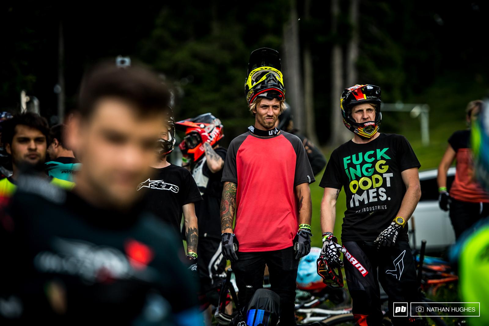 German crew represent Patrick Schweika and Erik Irmisch.