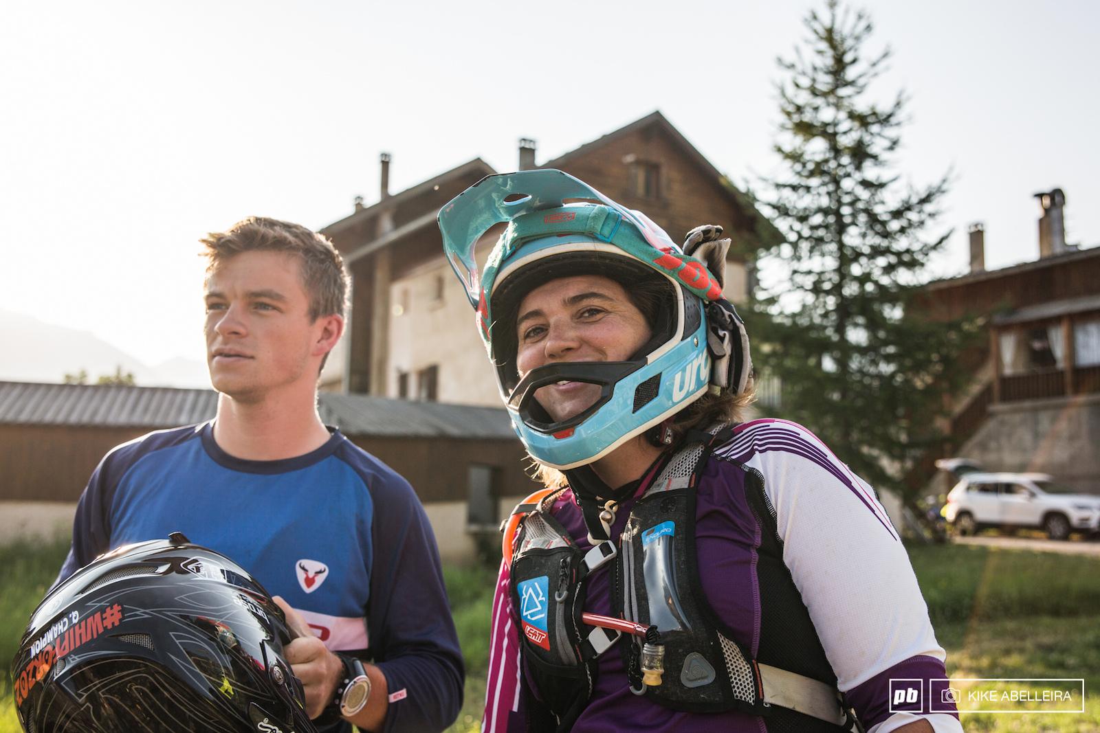 2017 French Enduro Series Round 3 Val d Allos