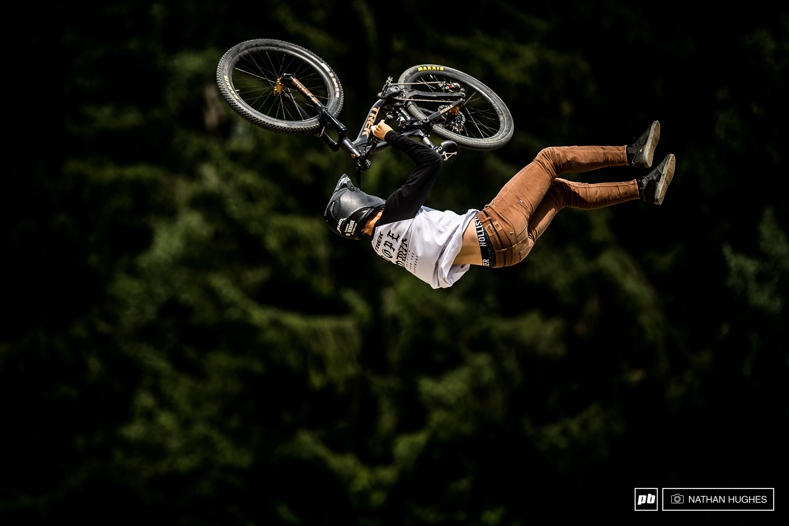 Emil Johansson s double down whips are pretty special.