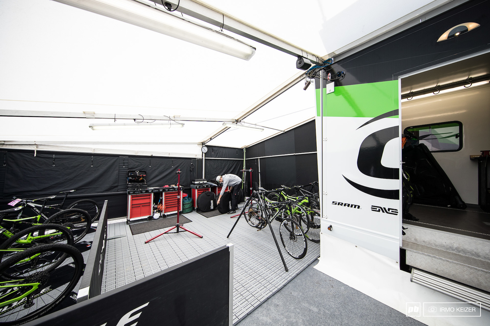 Pits XC World Cup Vallnord