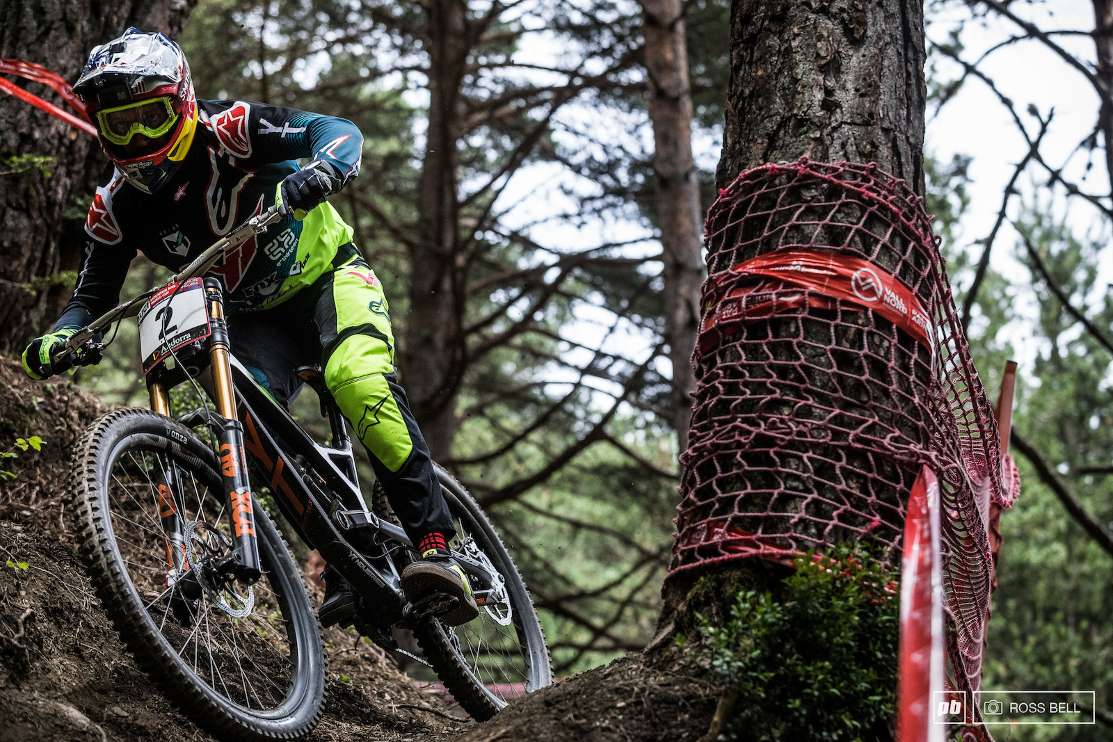 Aaron Gwin will be fired up to claw back lost ground in the overall next time out in Lenzerheide.