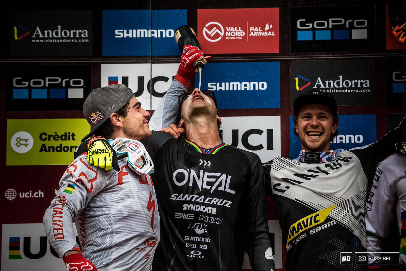 Greg Minnaar will have been annoyed at missing out on the top step by so little but its not all bad. He extended his lead in the overall and is heading to Lenzerheide next weekend where he won 2 years ago.