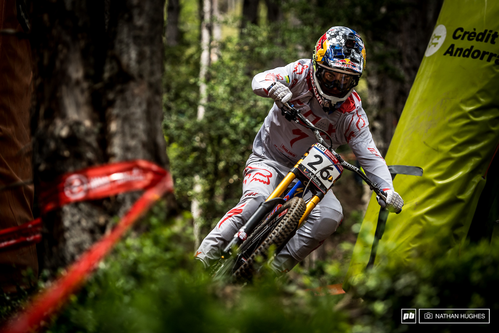 Not the wonder run of World Champs 2015 for Loic Bruni but a banger none the less...