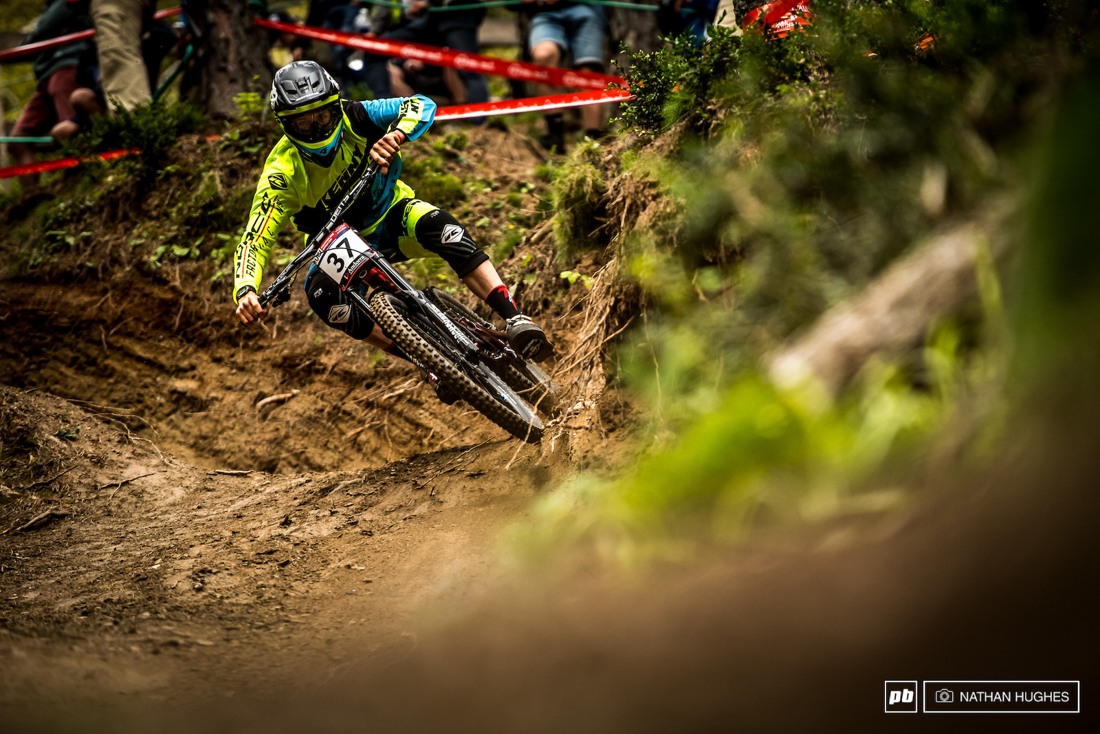 It s terrfiying to think that a rider with the skills of Sam Blenkinsop has to push so hard for 12th... Still that should at least get his plate down to size for Switzerland.