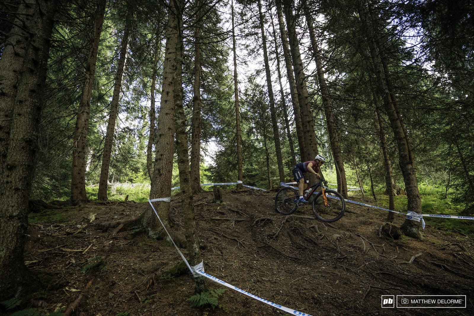 XC World Cup Round 4 Lenzerheide - Course Preview With Tracey Moseley