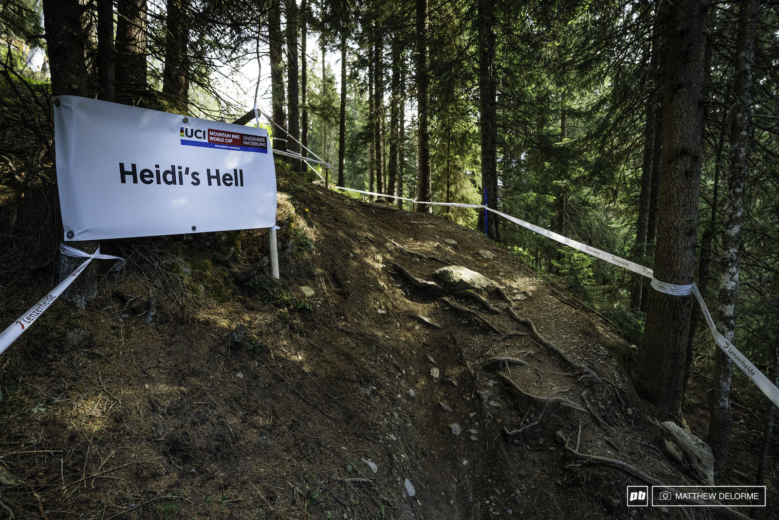 Across the high speed roots and straight to Hell. Heidi s Hell that is. Now with new features