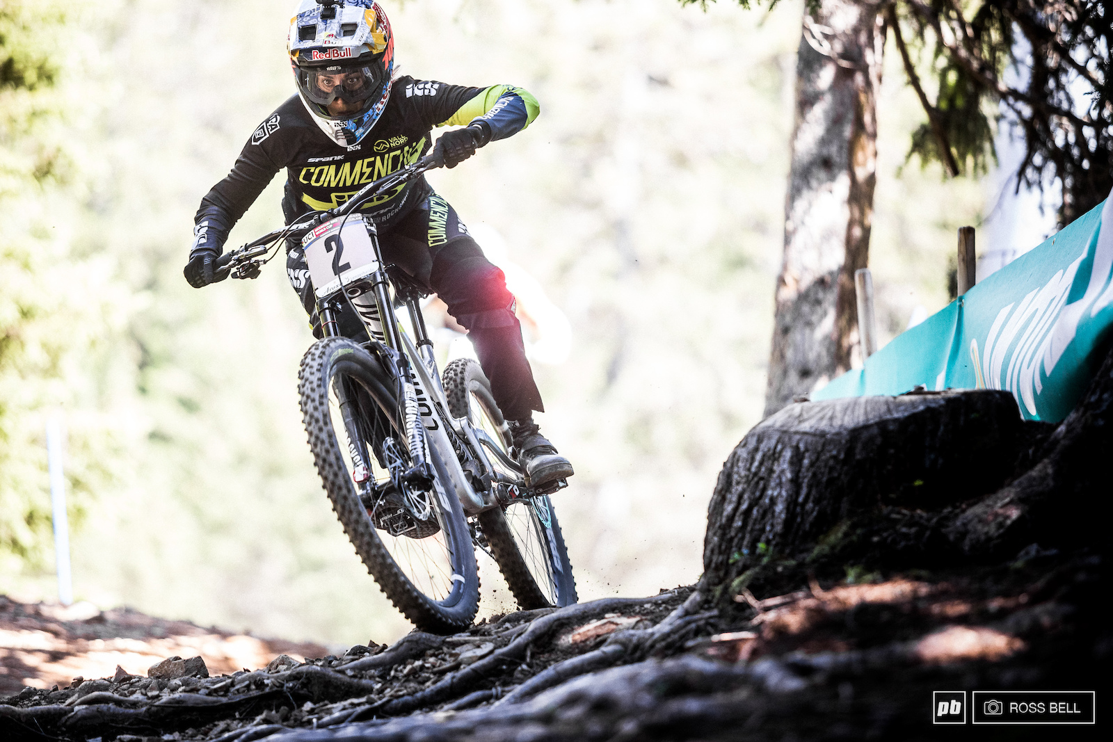 Myriam Nicole will be brimming with confidence after her win last weekend can she take the overall lead