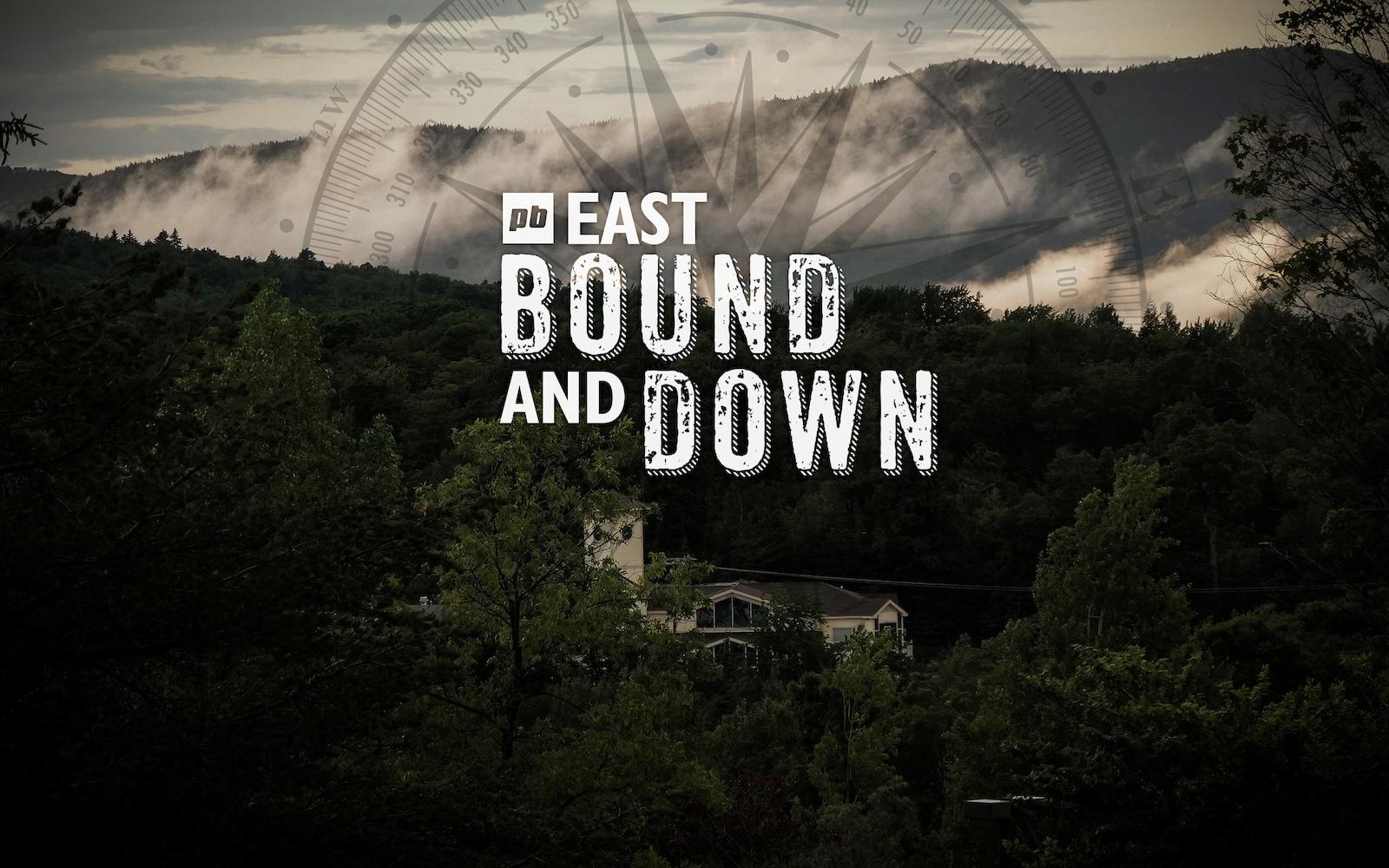 East Bound and Down Killington Vermont