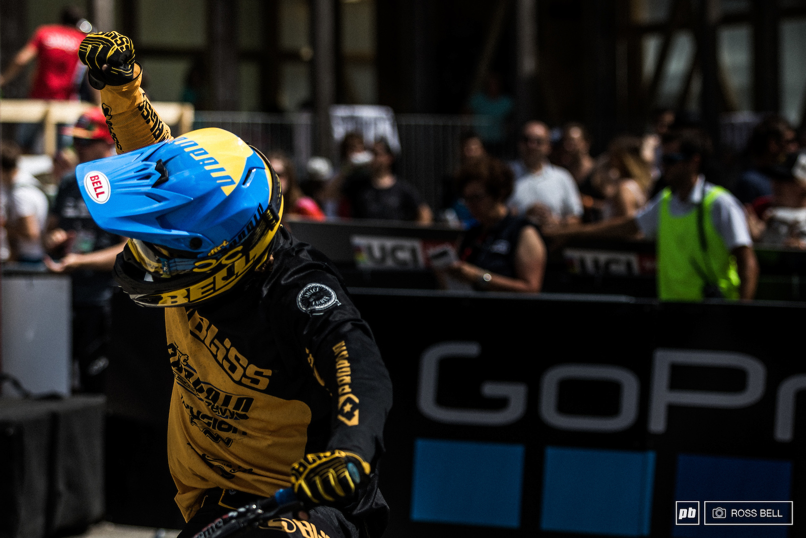Phil Atwill has been quietly plugging away climbing up the rankings a 9th last time out in Andorra was blew out the water with a 5th and maiden podium.