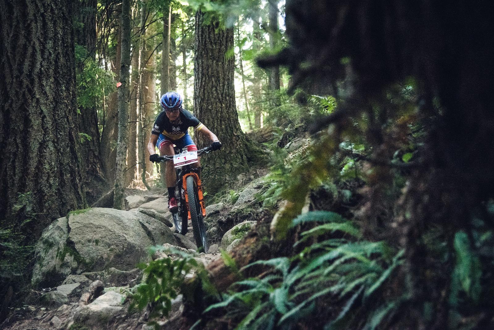 2017 BC Bike Race