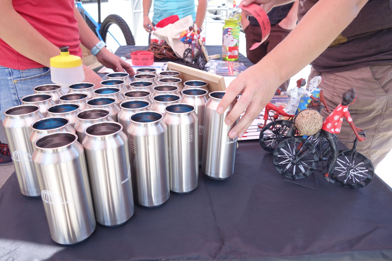 Third Annual Brews for Bikes A World Bicycle Relief Event