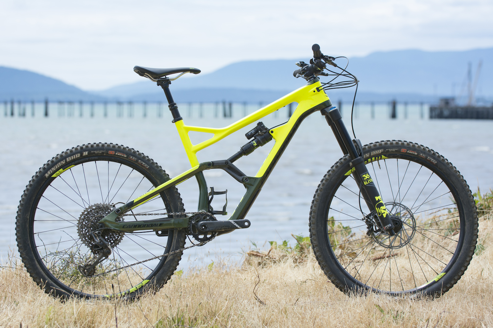 08afd43c018 Cannondale Jekyll 2 - Review - Pinkbike