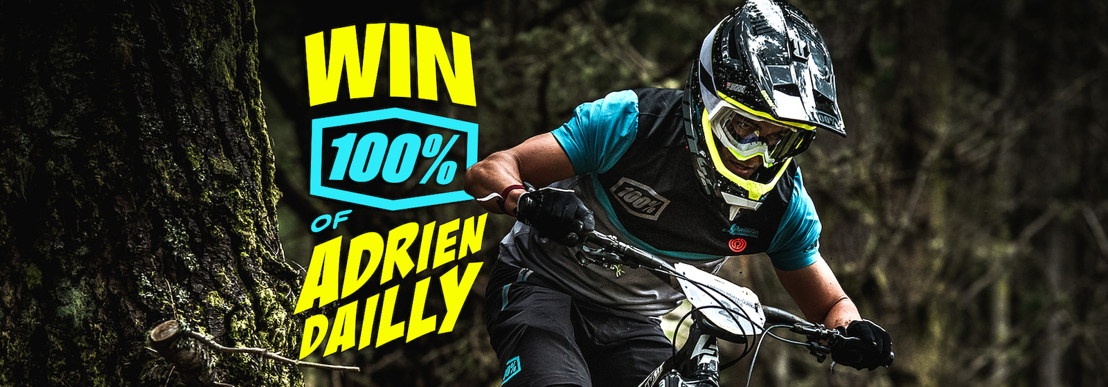 Adrien Dailly x Ride 100 Kit Giveaway Article Banner
