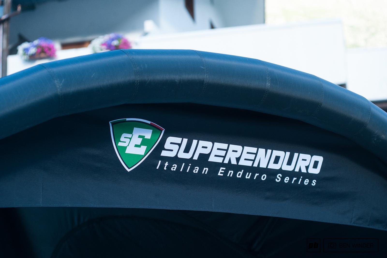 Superenduro 2017 Round 3 - La Thuile Day 1