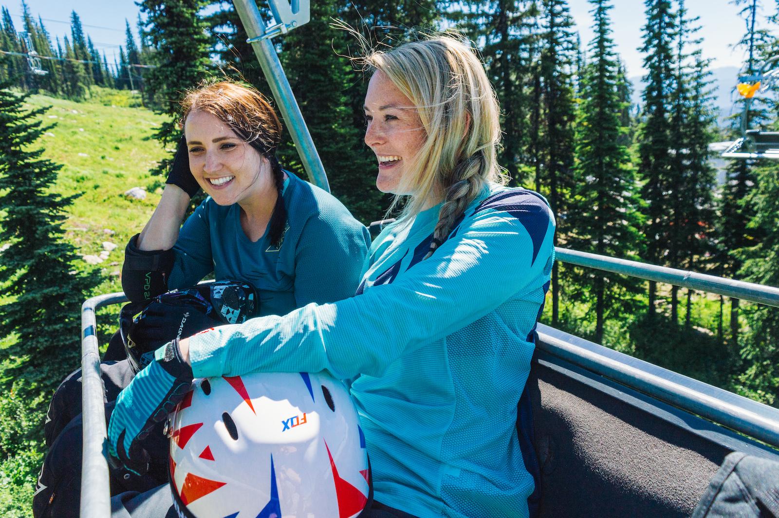 Bike Big White Women s Downhill Bike Camps
