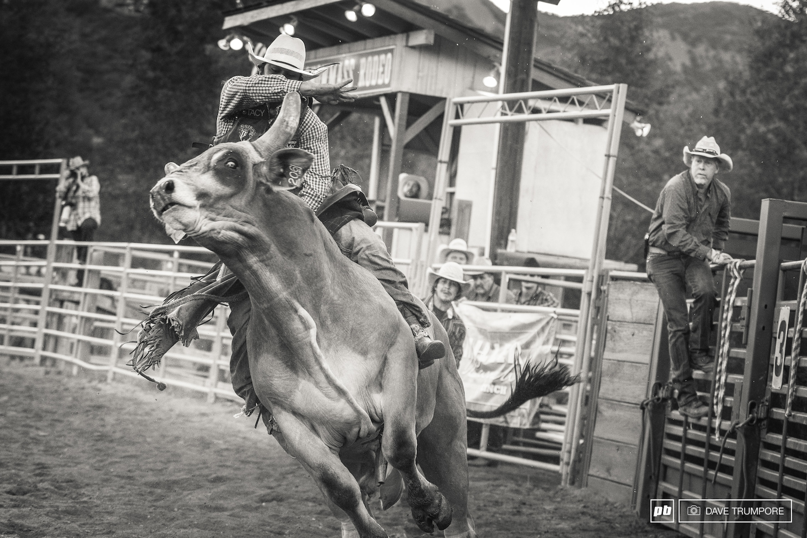 The Snowmass Rodeo held every Wednesday night in the summer is a great chance for racers to take in a little bit of what makes America s Western culture so unique.