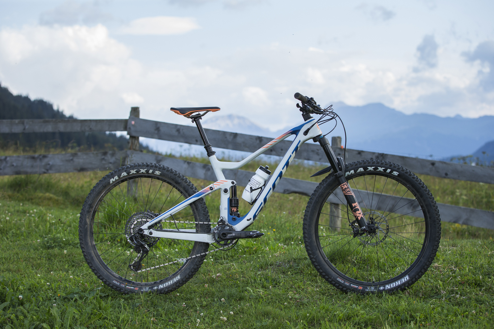 9cd2d6b2fd8 Scott Bike Contessa Genius 710. Scott Week Lenzerheide 2017 Photo GAUDENZ  DANUSER.