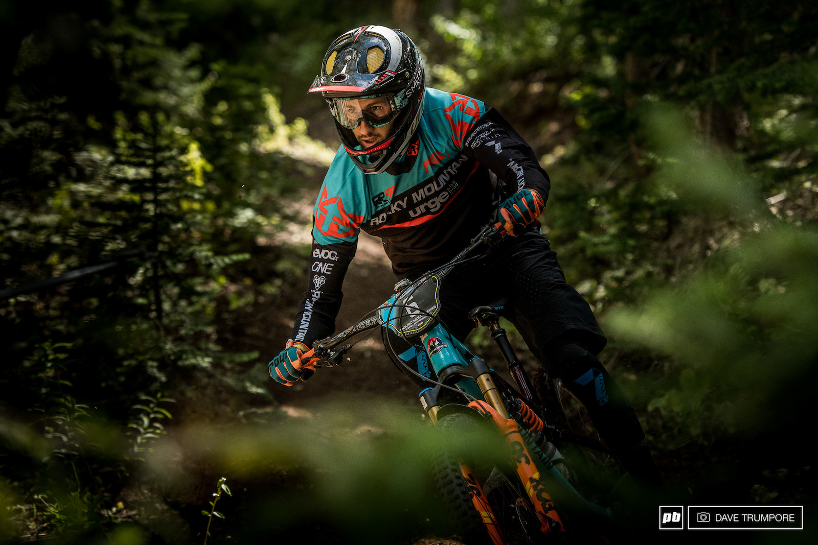 Florian Nicolai rounded out the exclusive group of top ten men a group that also contained two of his Rocky Mountain teammates.