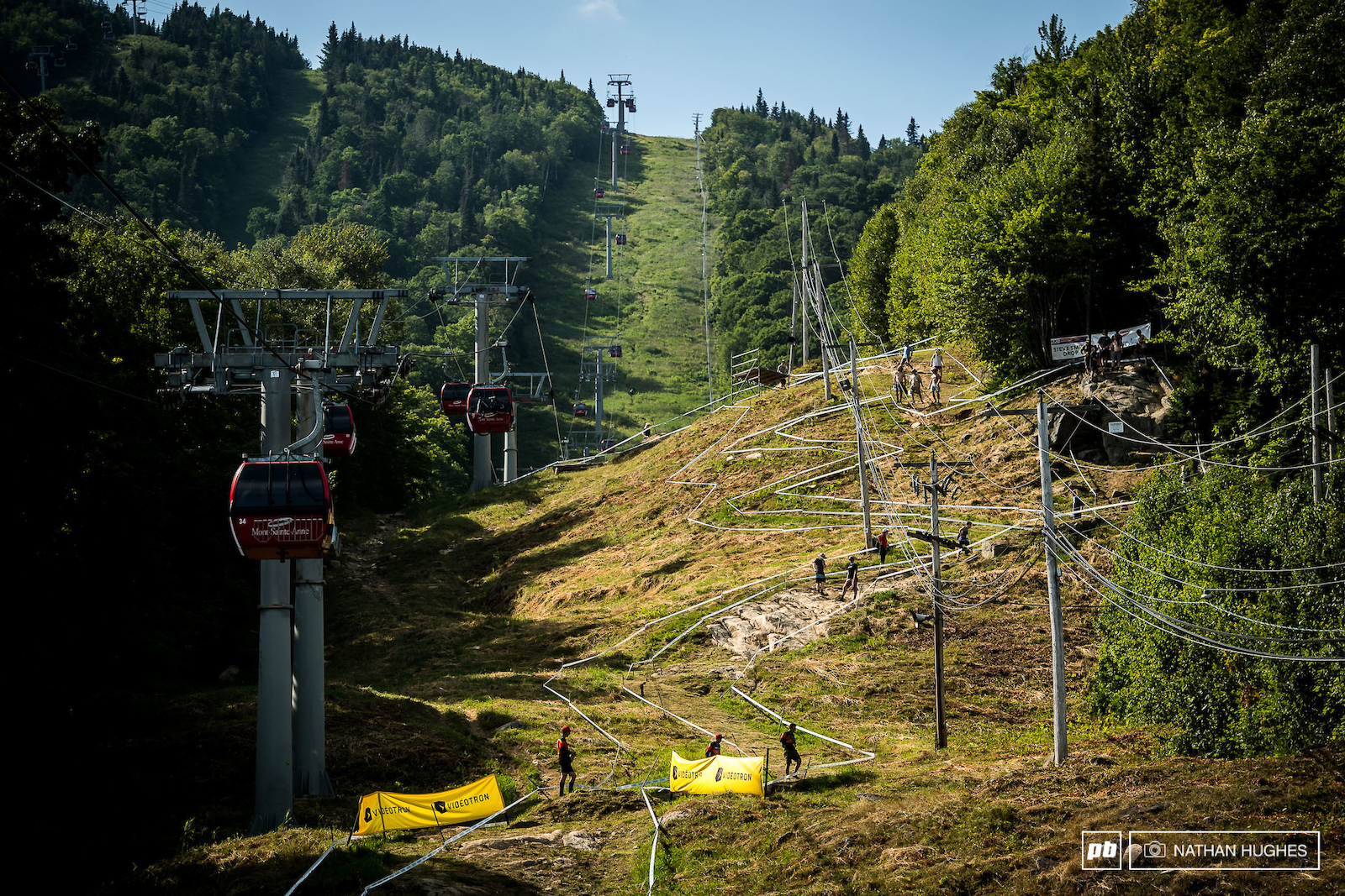 Welcome to the 26th Mont Sainte Anne WC.