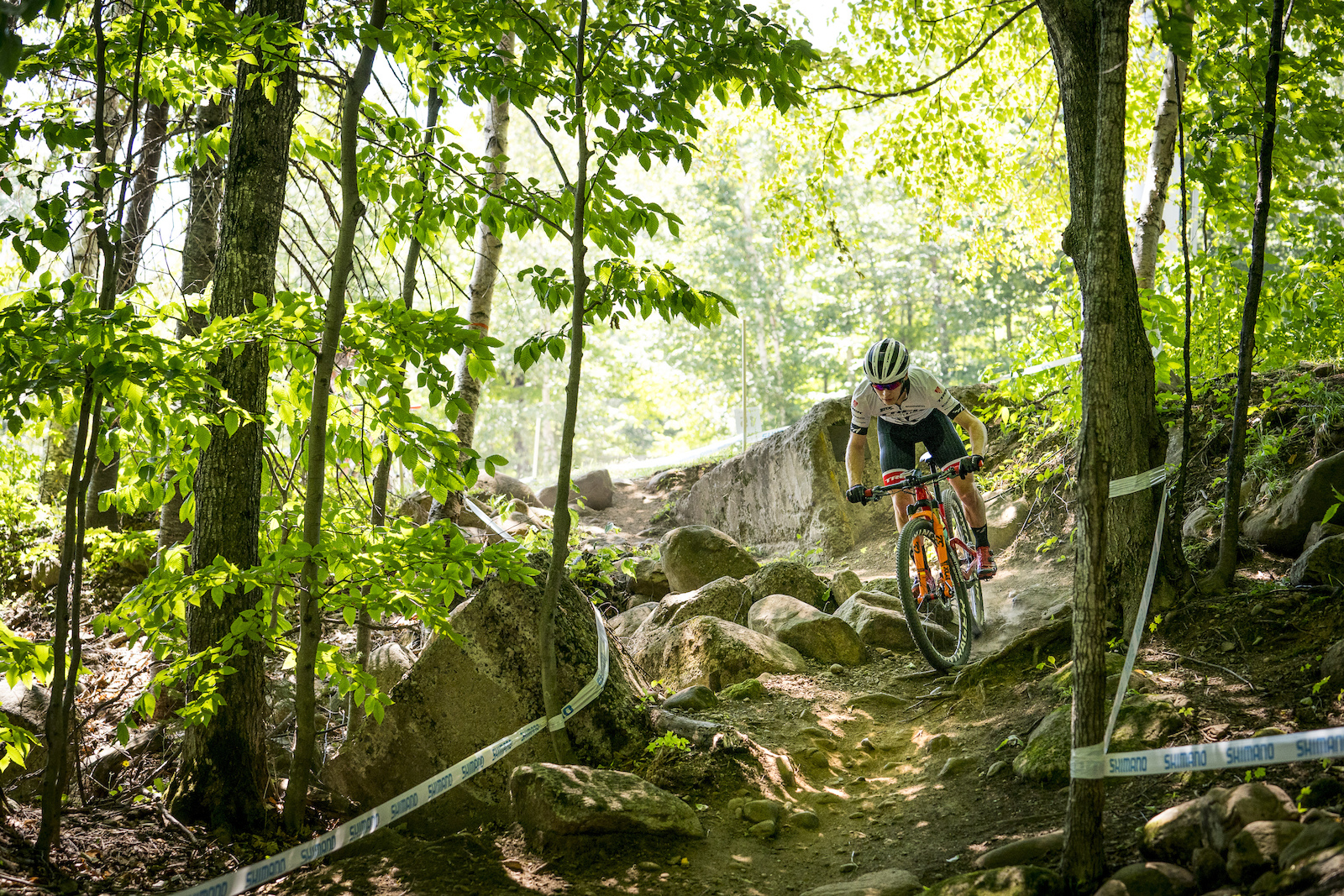 Cooper gets right to the meat and potatoes of the track the rocks and roots of MSA.