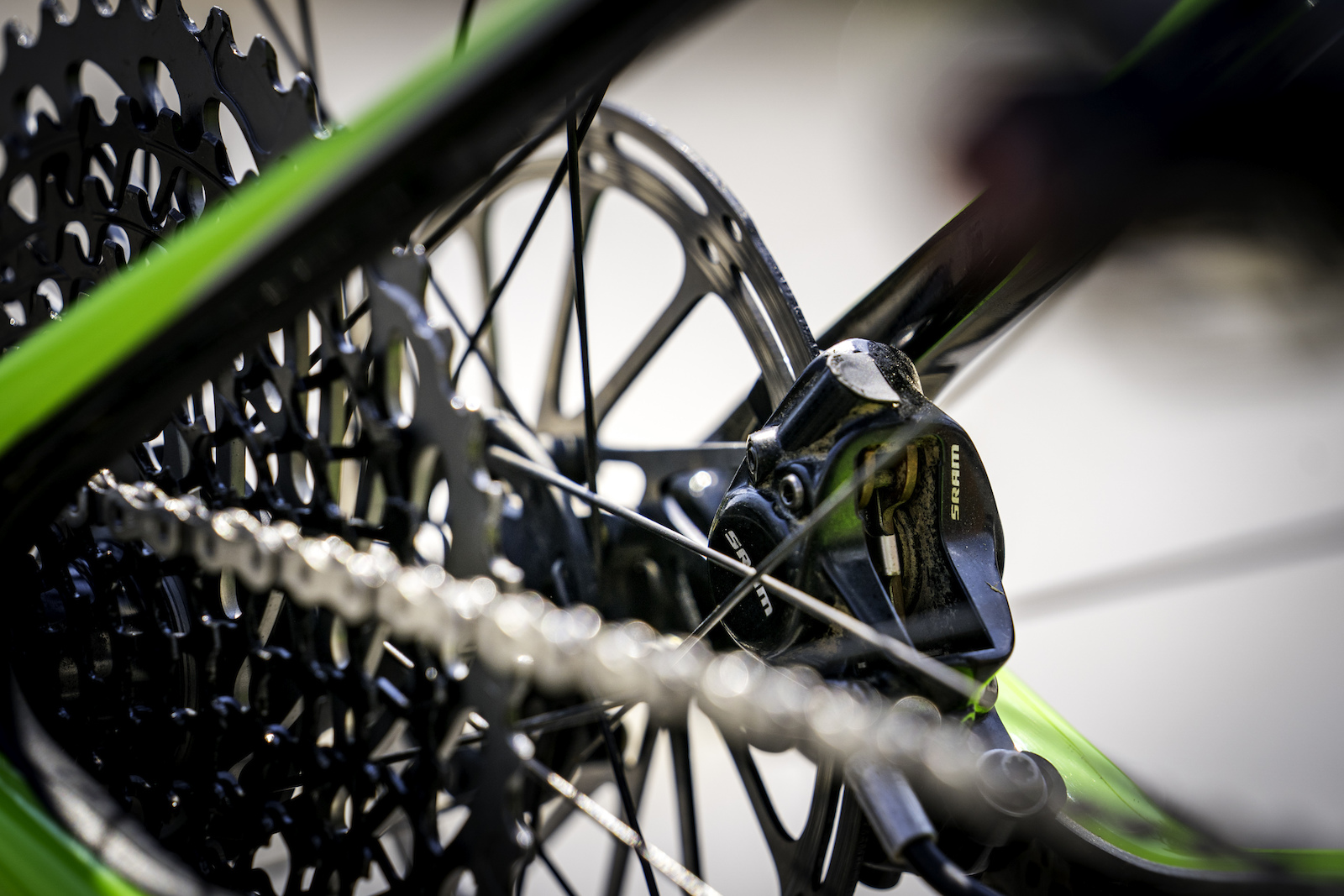 Erin Huck Cannondale Scalpel Si bike check Mont Sainte Anne