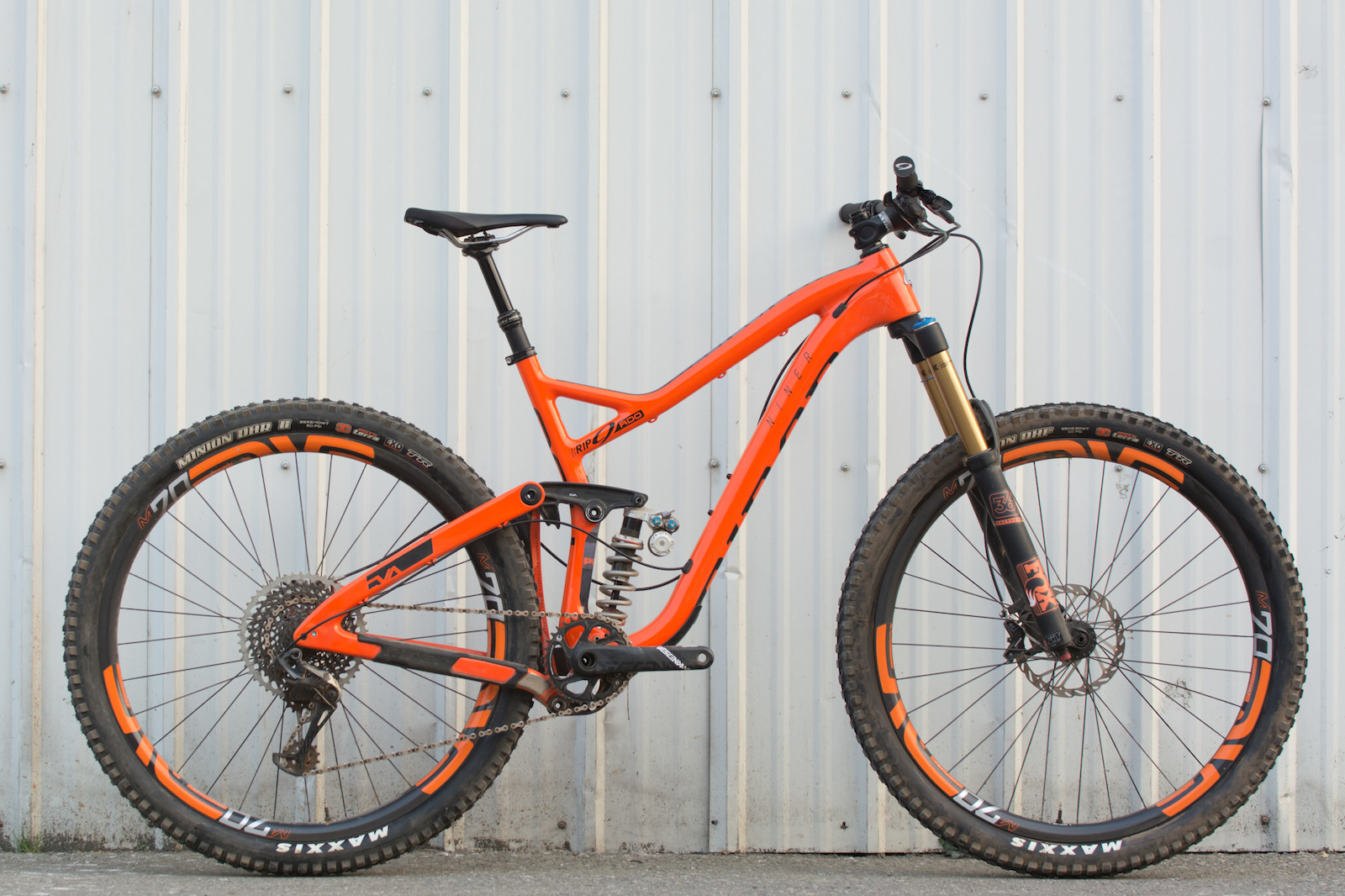 2cd450267f0 Niner Rip 9 RDO Push Edition - Review - Pinkbike