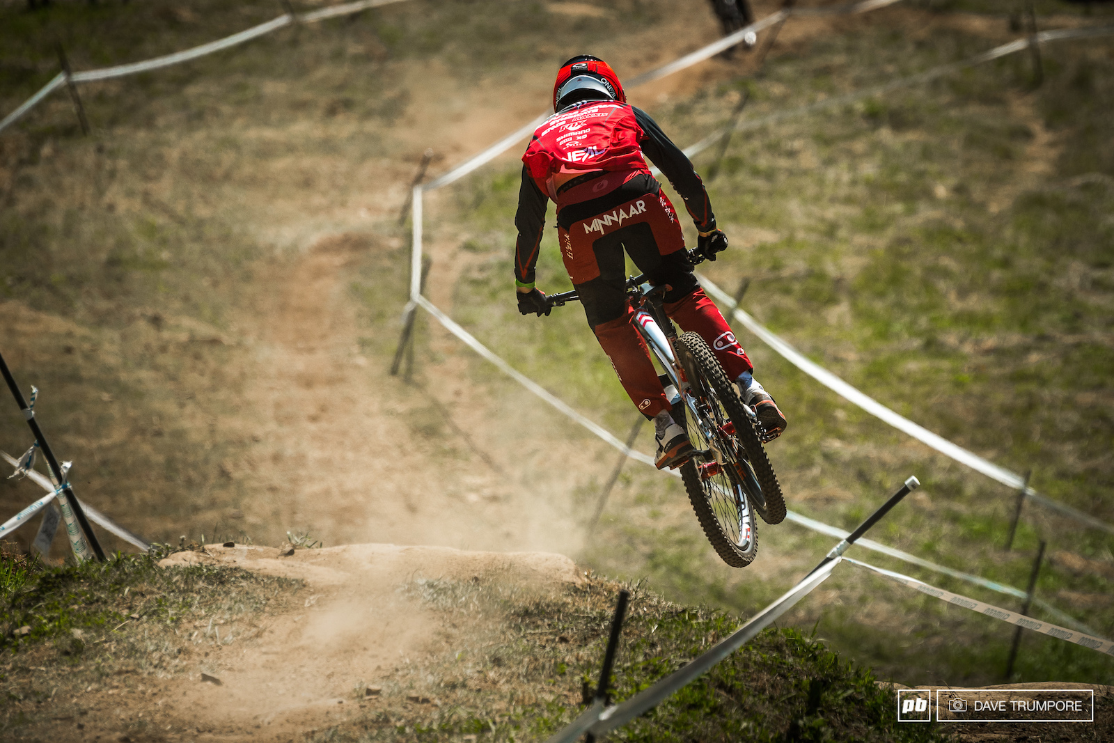 Greg Minnaar is right where he needs to be to keep his overall lead safe and secure.
