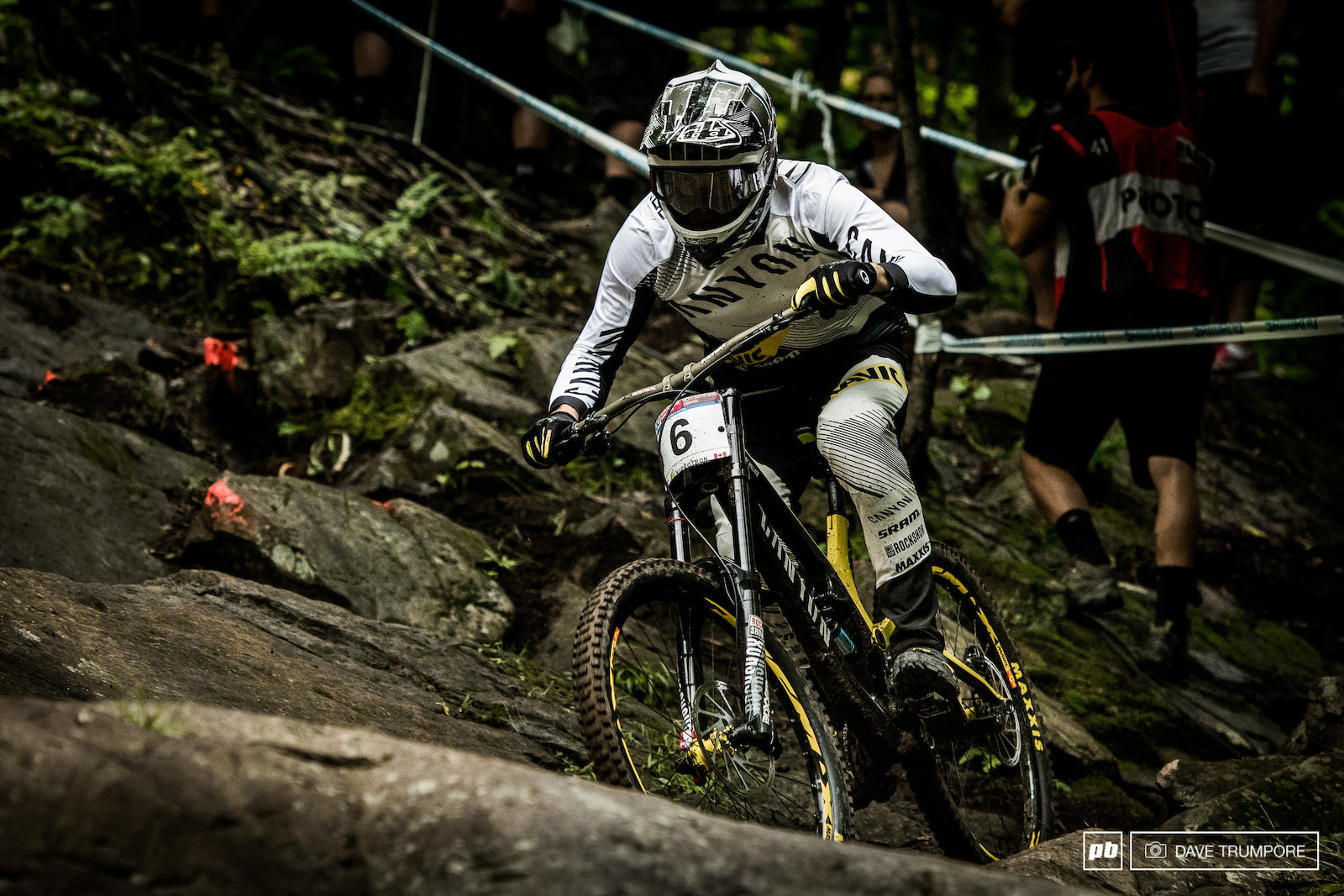 The mud and rain weren t kind to Mark Wallace who would leave MSA in 36th.