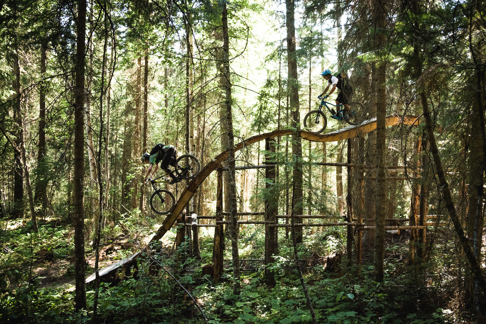 BC Bike Ride - Photographer Dave Silver
