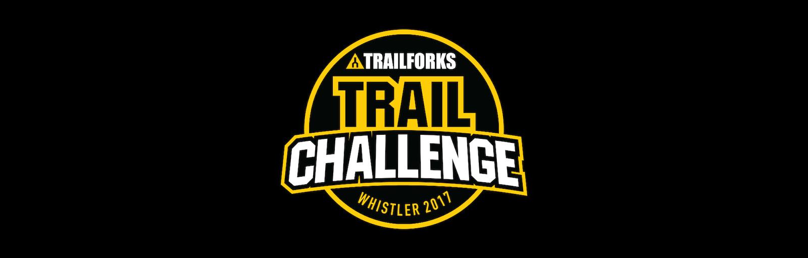 Trailforks Trail Challenge - Crankworx Whistler 2017