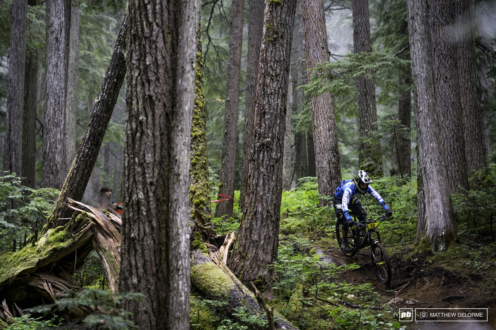 Sam Hill took stage one by 17 seconds. unfortunately the day wouldn t be his.