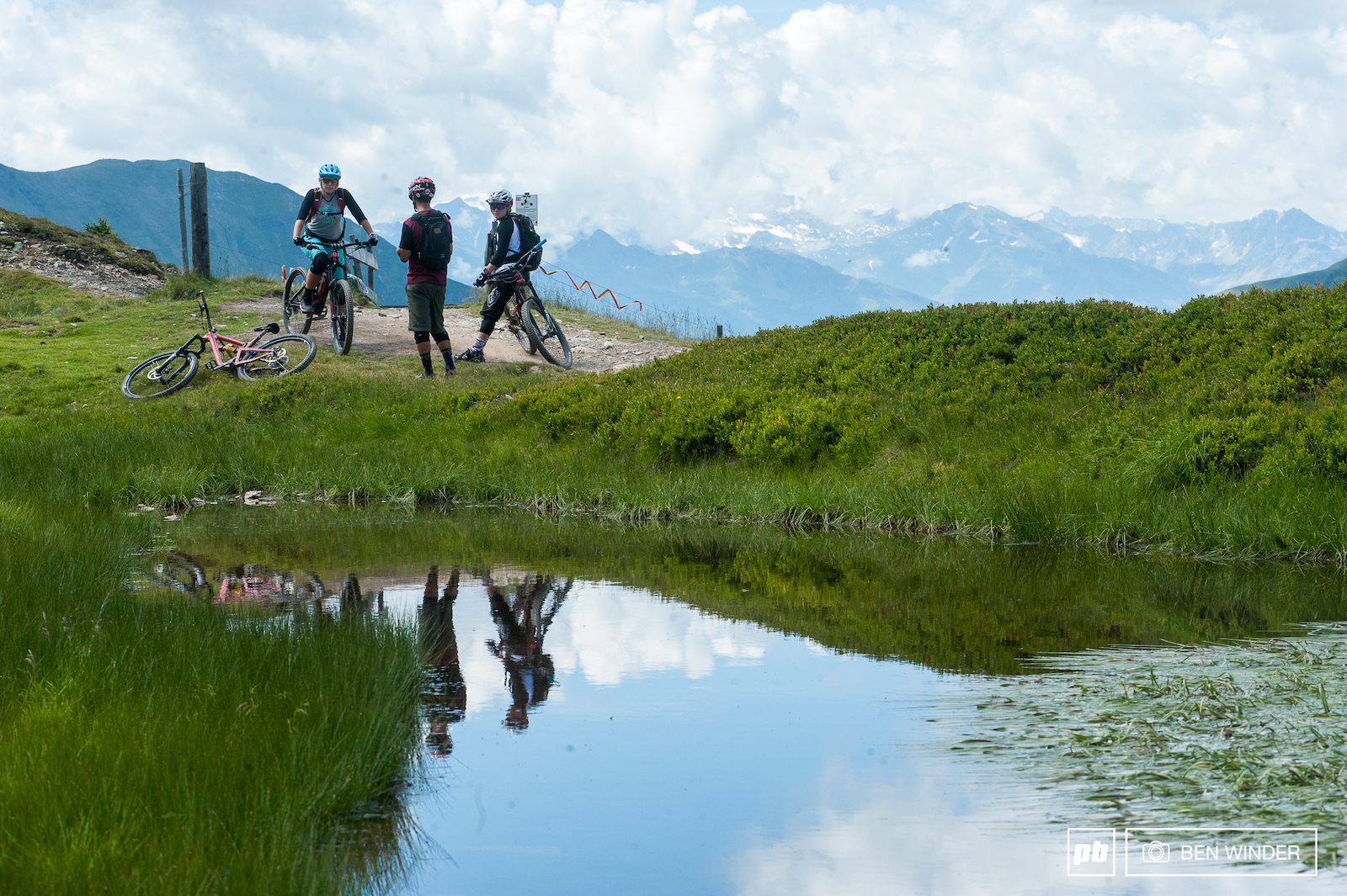 Exploring Saalbach Hinterglemm - Showcase