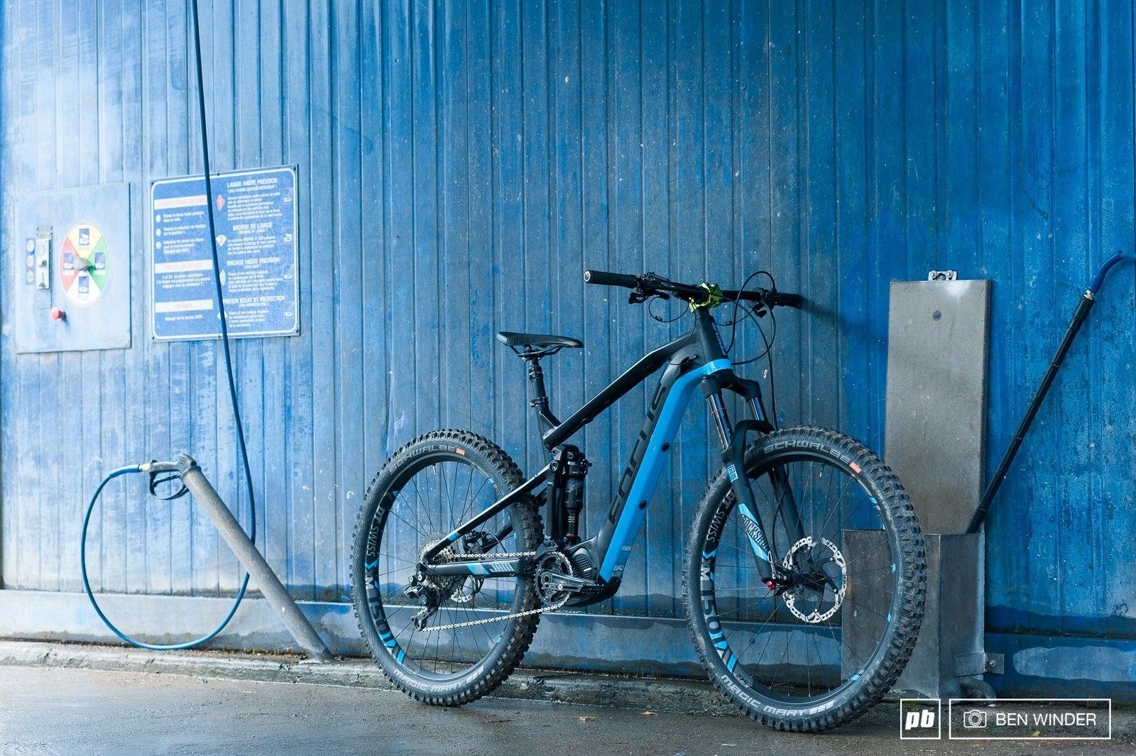 7d57f347681 Focus Jam² - eMTB Review - Pinkbike