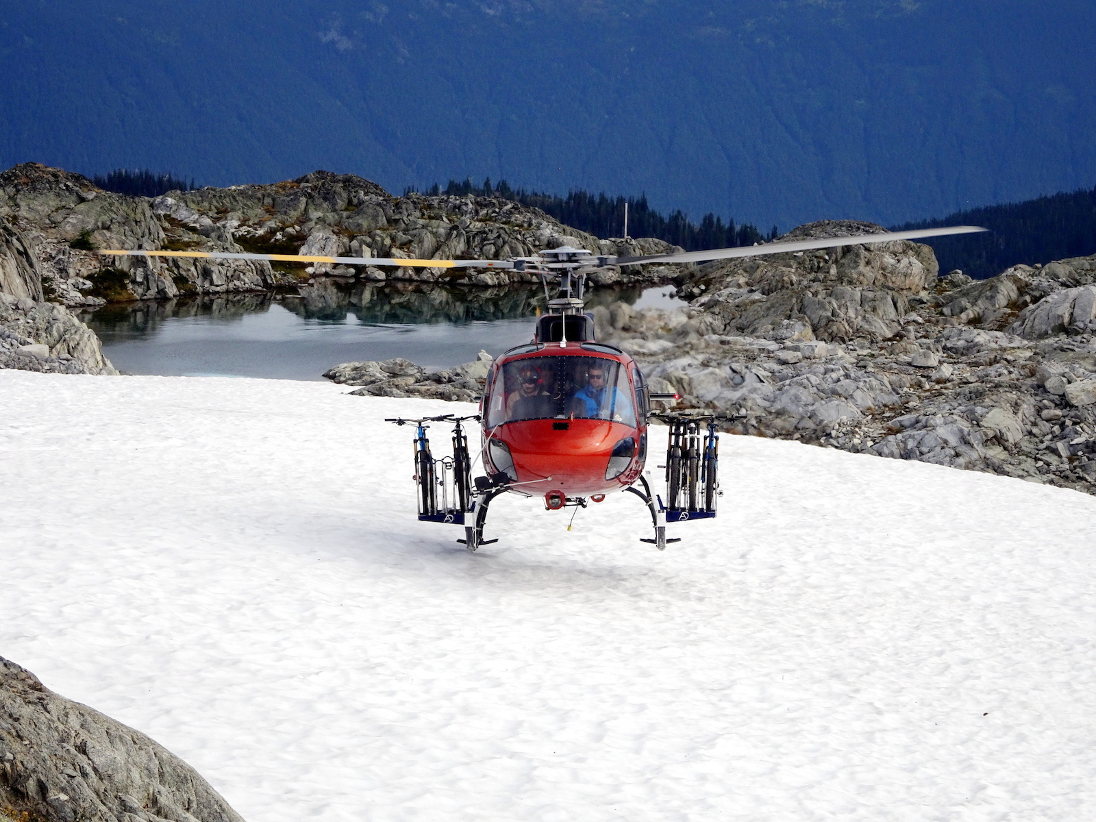 canyon Blackcome Helicopters