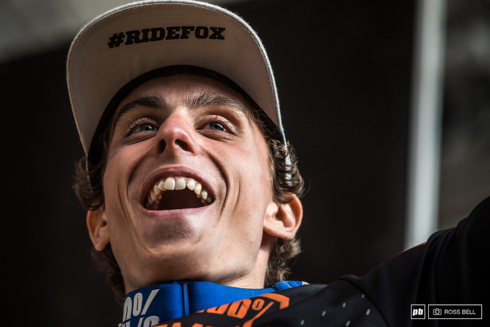 What a ride from Amaury Pierron to storm to second place.