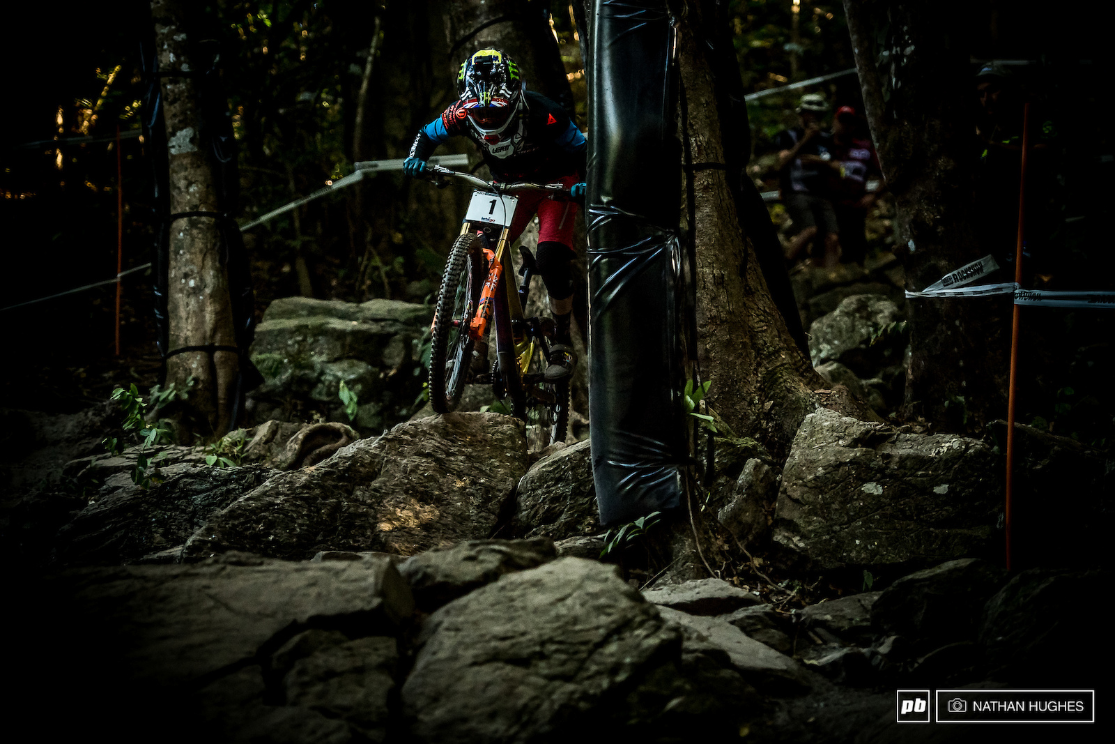 Danny Hart is riding predictably rapid and will be taking no prisoners this weekend.