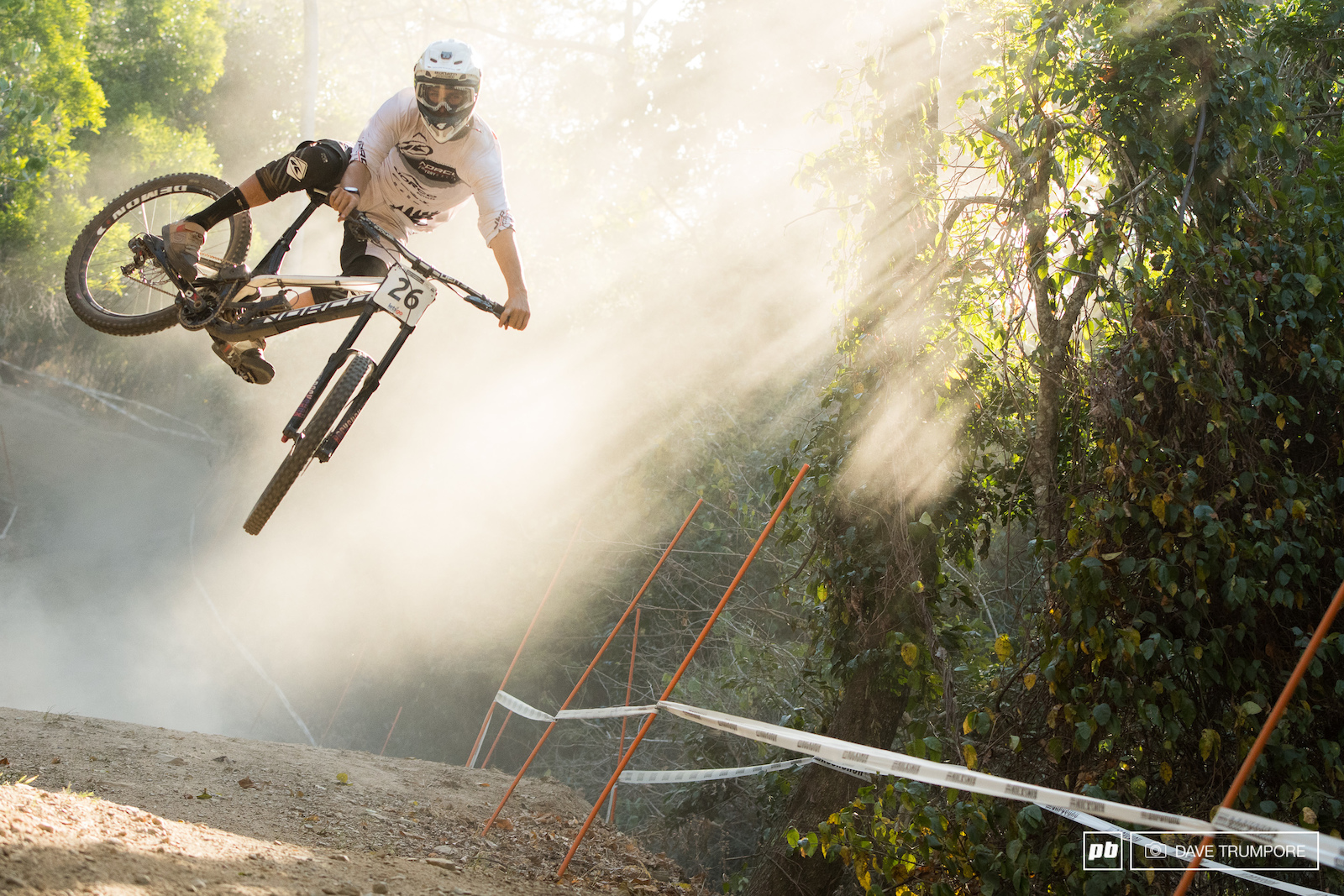 You can always count on Sam Blenkinsop to bring a little extra style when the good light is popping.