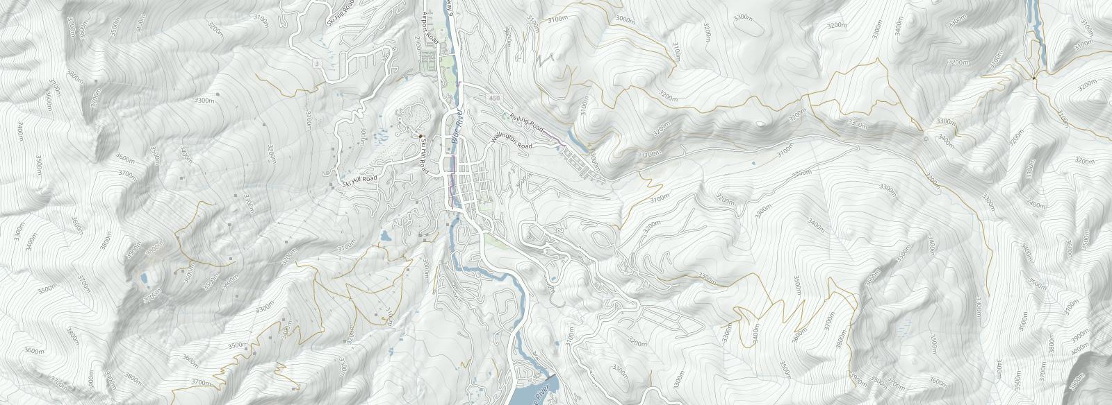 Trailforks Printable Maps