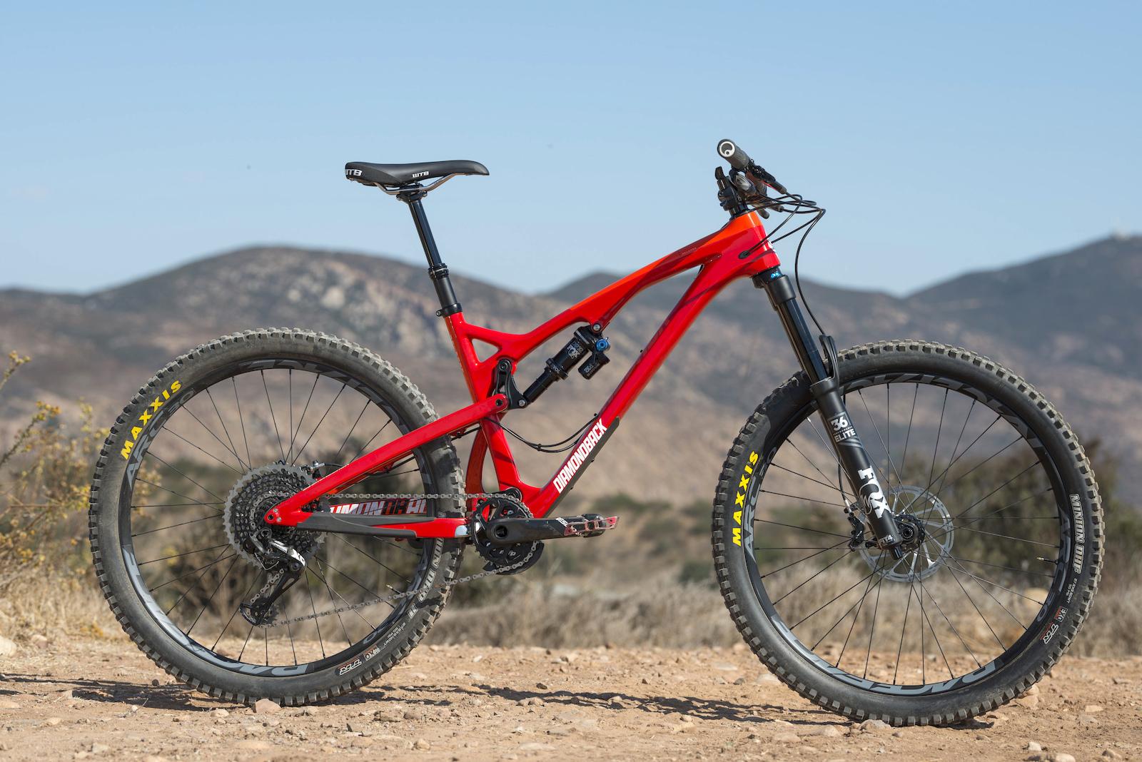 186e99f78 Diamondback s Carbon Release 5c – Review - Pinkbike