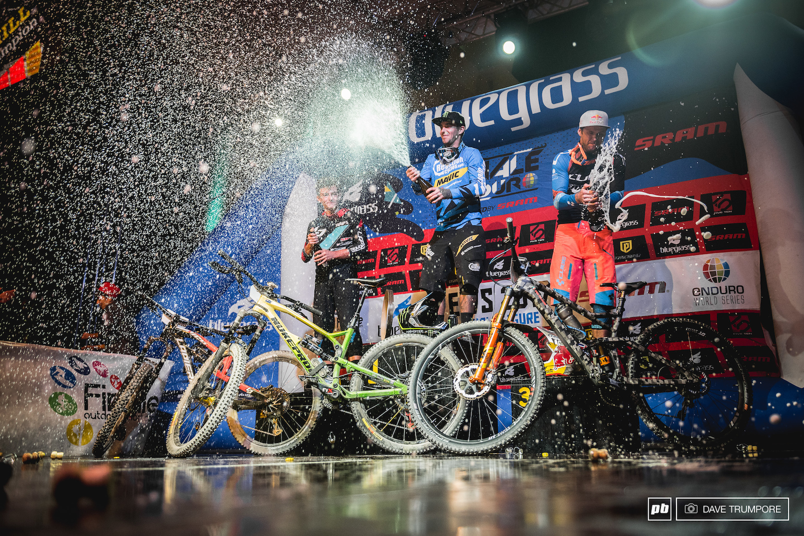 Sam Hill added to his legendary status this season with another World Championship title.