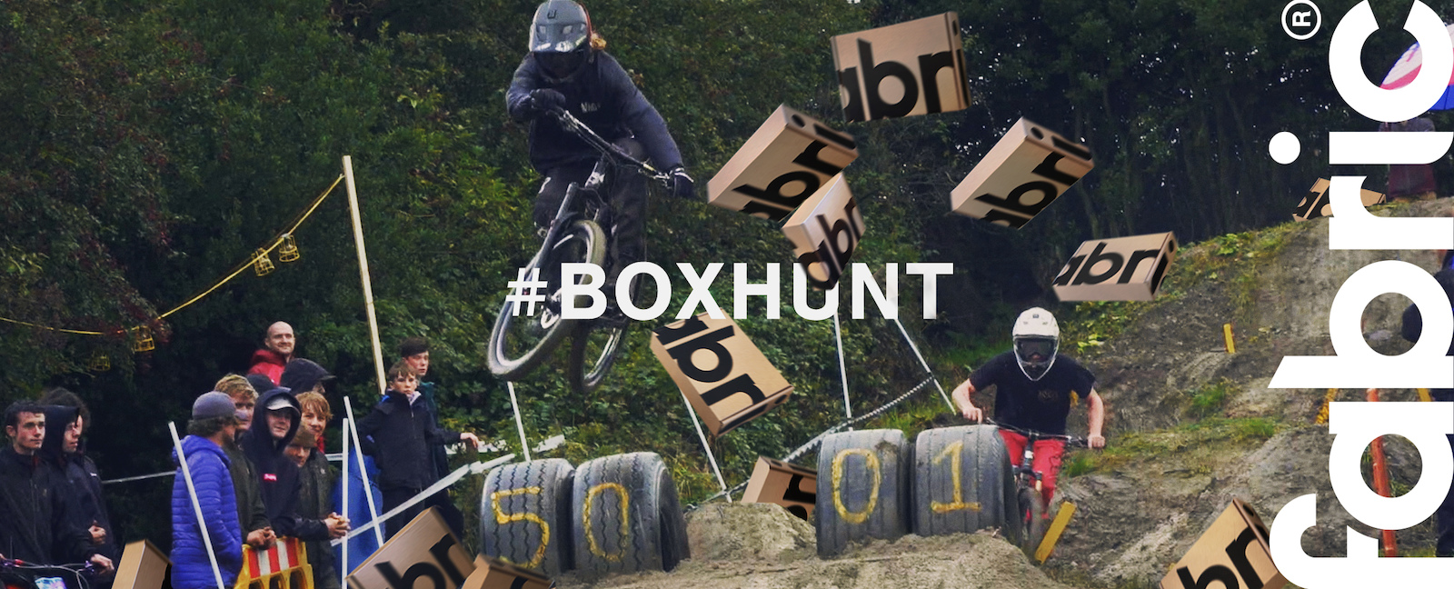 Win Even More With Fabric Box Hunt