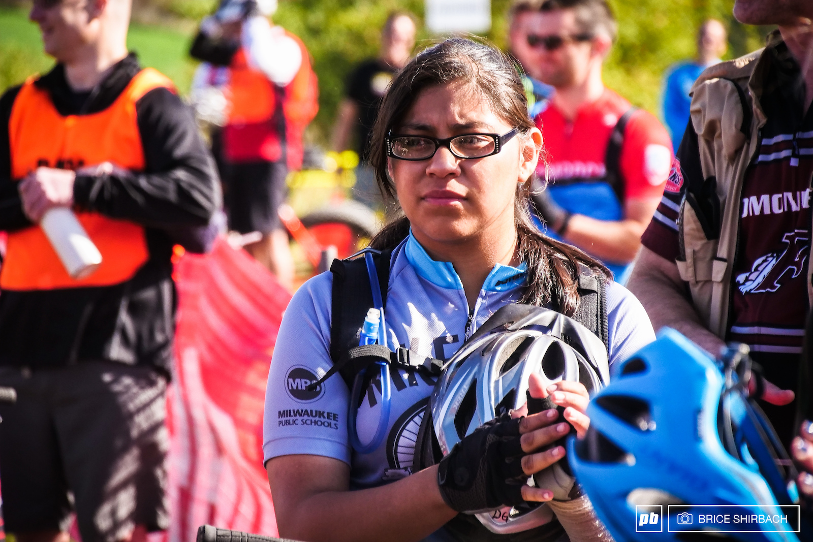 Photos from the NICA event held on Trek s private trails.