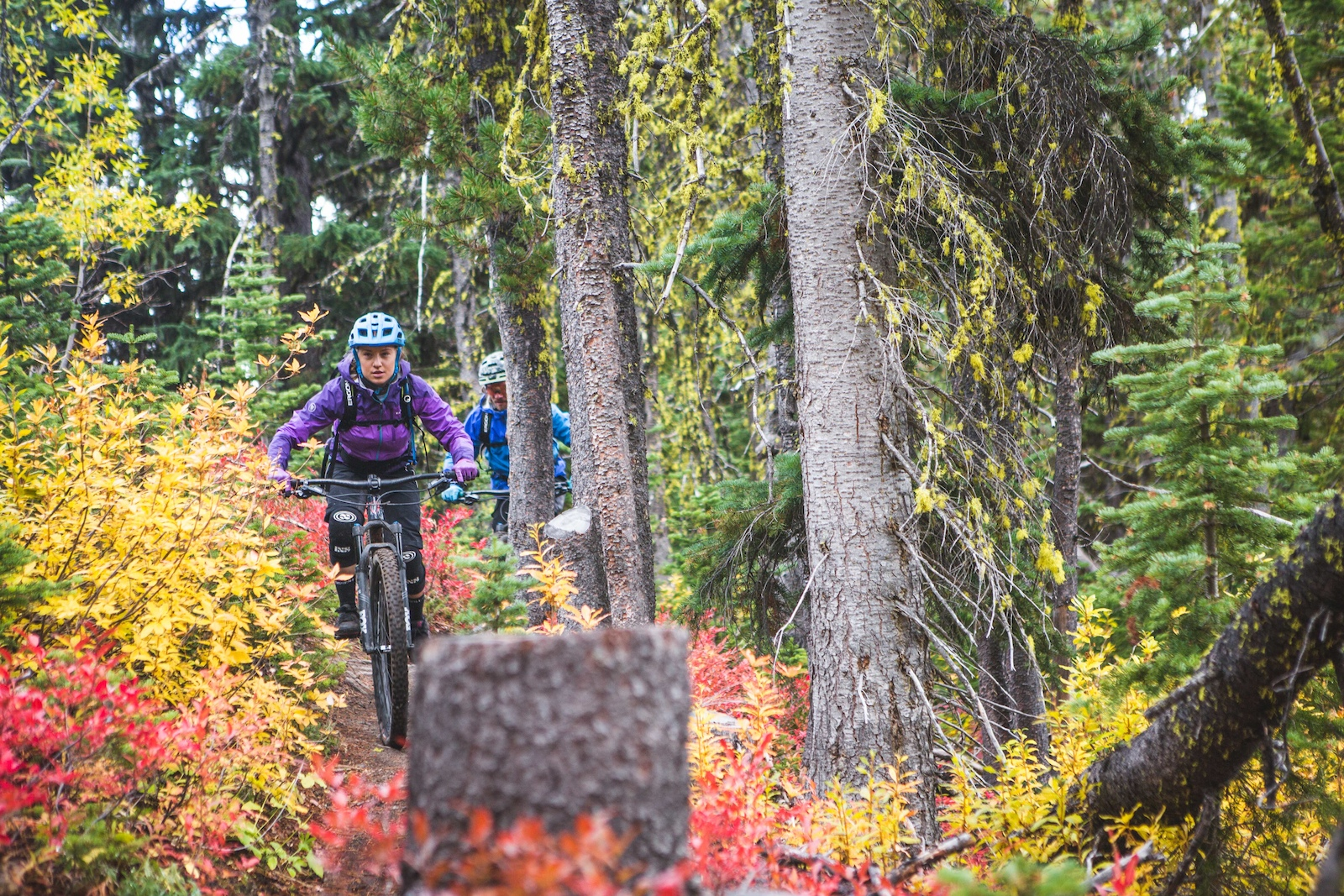 Fall adventure in the Chilcotins