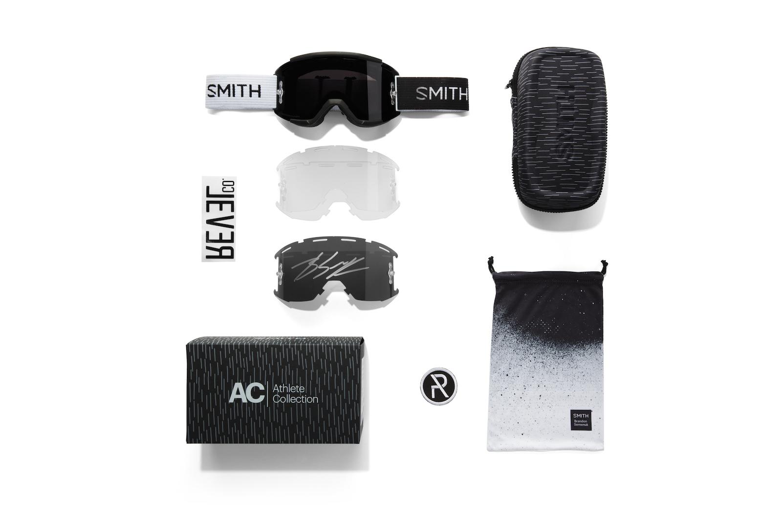 Brandon Semenuk RevelCo Limited Edition Goggles