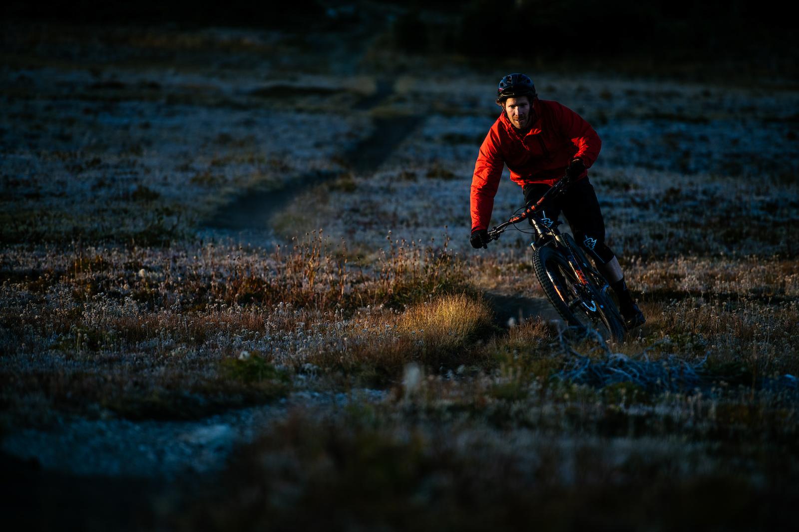 Matt Hunter Monashee Mountains Race Face