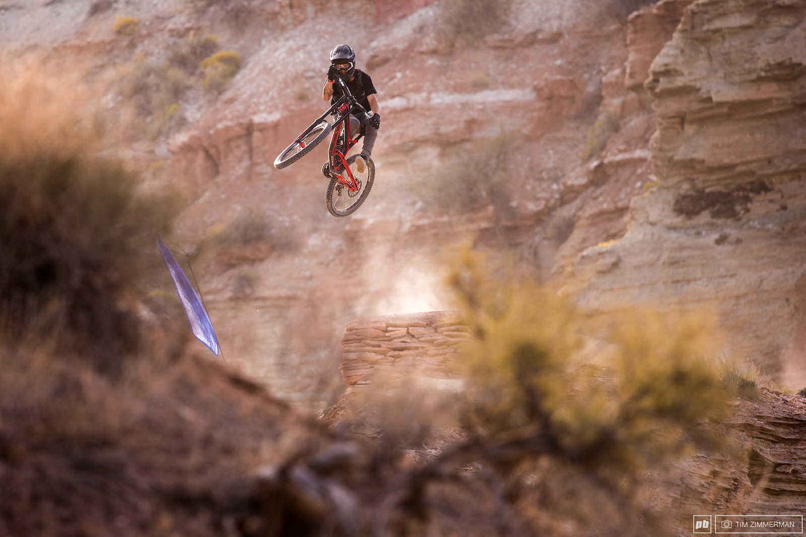 Ethan Nell s controlled powerful runs show experience beyond his years. Growing up in these mountains has certainly helped shape the way he interprets the Rampage terrain.